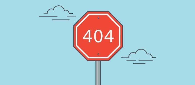 تصویر خطای 404