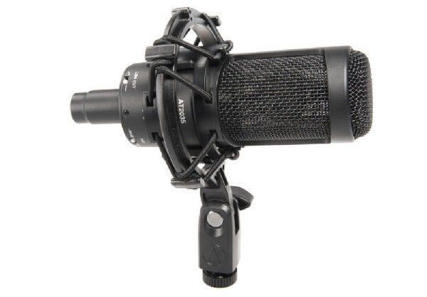 میکروفن آدیوتکنیک مدل AT2035