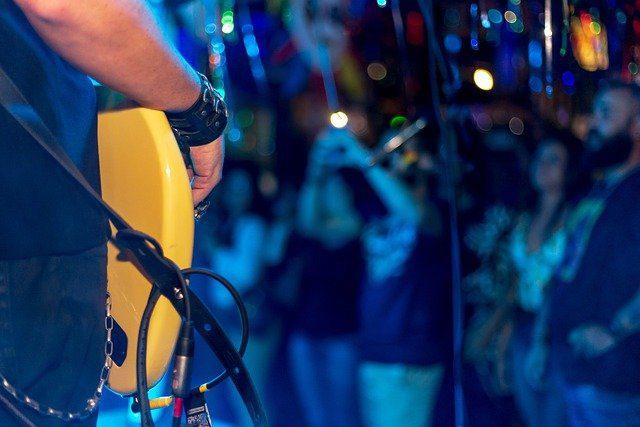 میکروفن گیتار