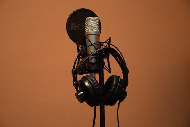 میکروفن استودیویی