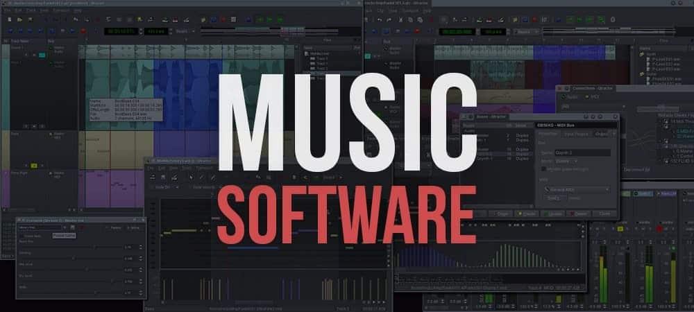 بهترین نرم افزار آهنگ سازی رایگان