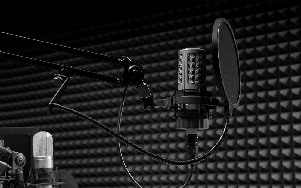 میکروفن استودیویی چیست